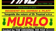 MURLO is Swing Ting's newest resident and has popped up this remix in front of...